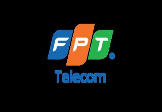 Cổ phần Viễn thông FPT (HCM) logo