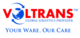 Voltrans Logistics logo