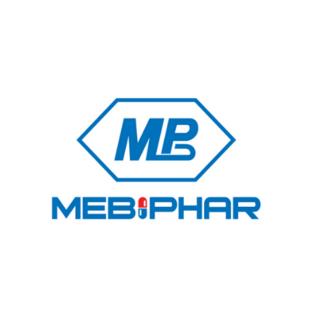 Công ty CP Dược Phẩm Và Sinh Học Y Tế MEBIPHAR logo