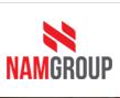 Nam Group logo