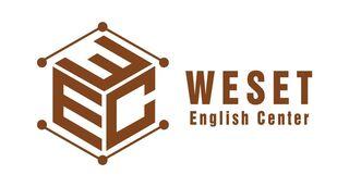 WESET ENGLISH CENTER logo