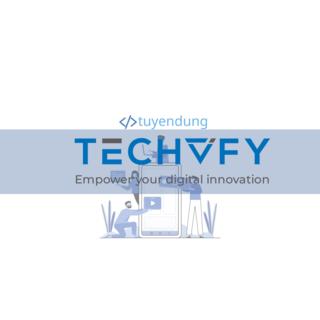 Techvify Vietnam logo