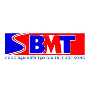 CÔNG TY CP ĐẦU TƯ XÂY DỰNG BMT logo