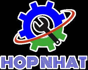 Máy nén khí Hợp Nhất logo