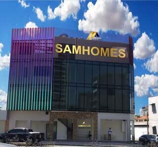 CÔNG TY CỔ PHẦN S.A.M HOMES logo