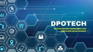 DPOTECH logo