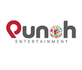 Punch Entertainment (VN) logo
