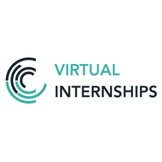 Virtual Internships logo
