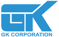 GK CORPORATION logo