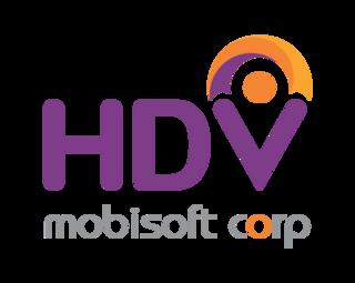 HDV Mobisoft logo