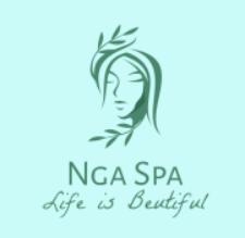 Nga Spa logo
