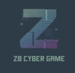 ZB Cyber Game logo