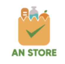 An store logo