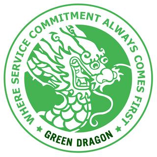 Green Dragon Logistics logo