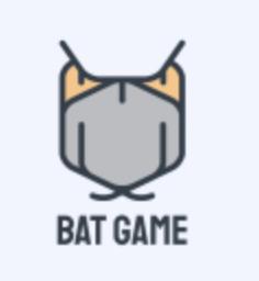 BAT GAME logo