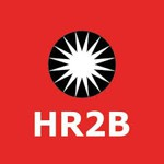 HR2B logo