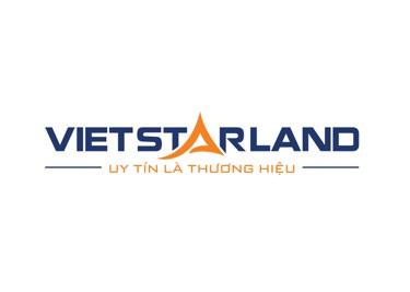 CTCP Kinh doanh và Phát triển Địa ốc Vietstarland logo