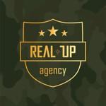 Công ty TNHH Giải pháp truyền thông Real Up logo